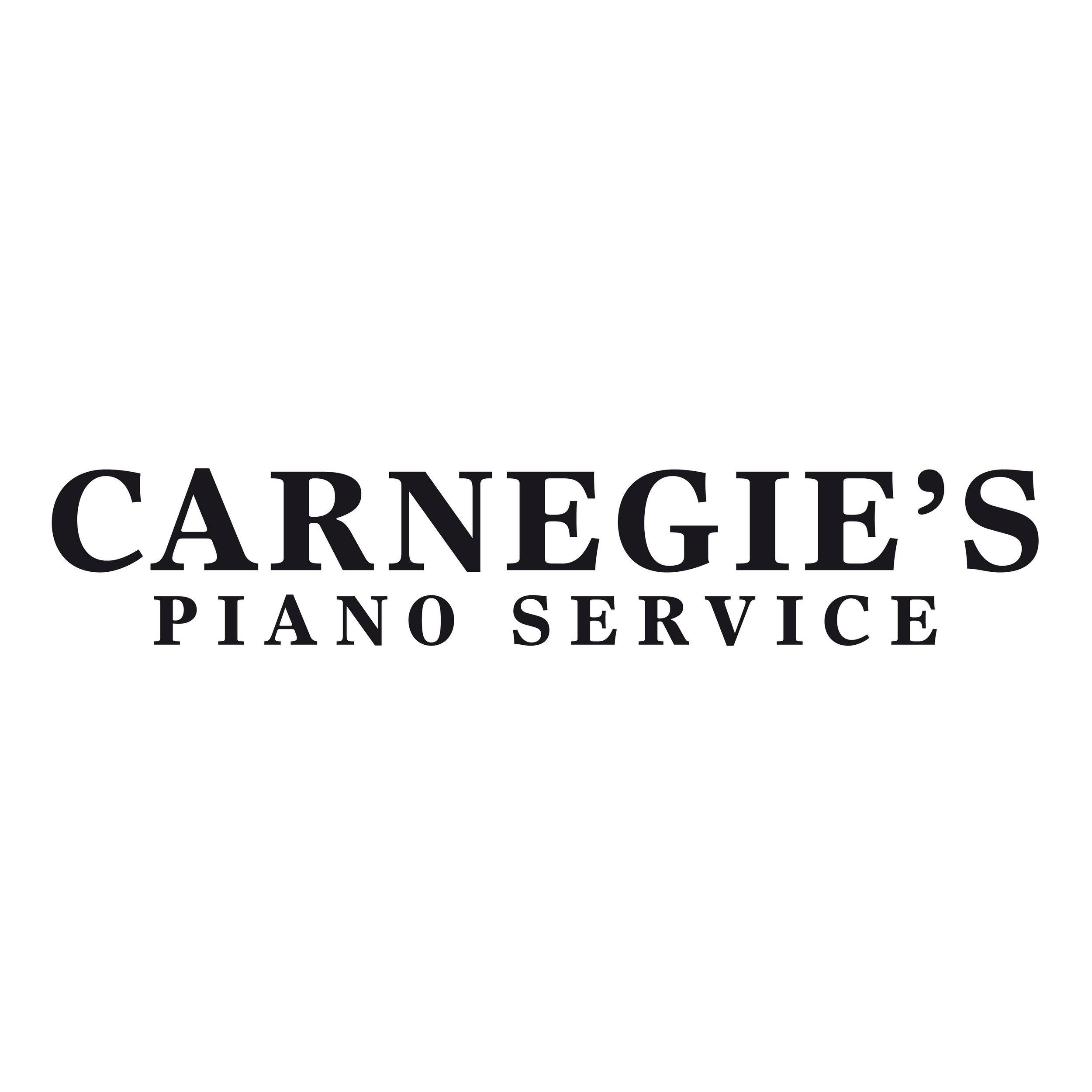 Carnegie's Piano Service