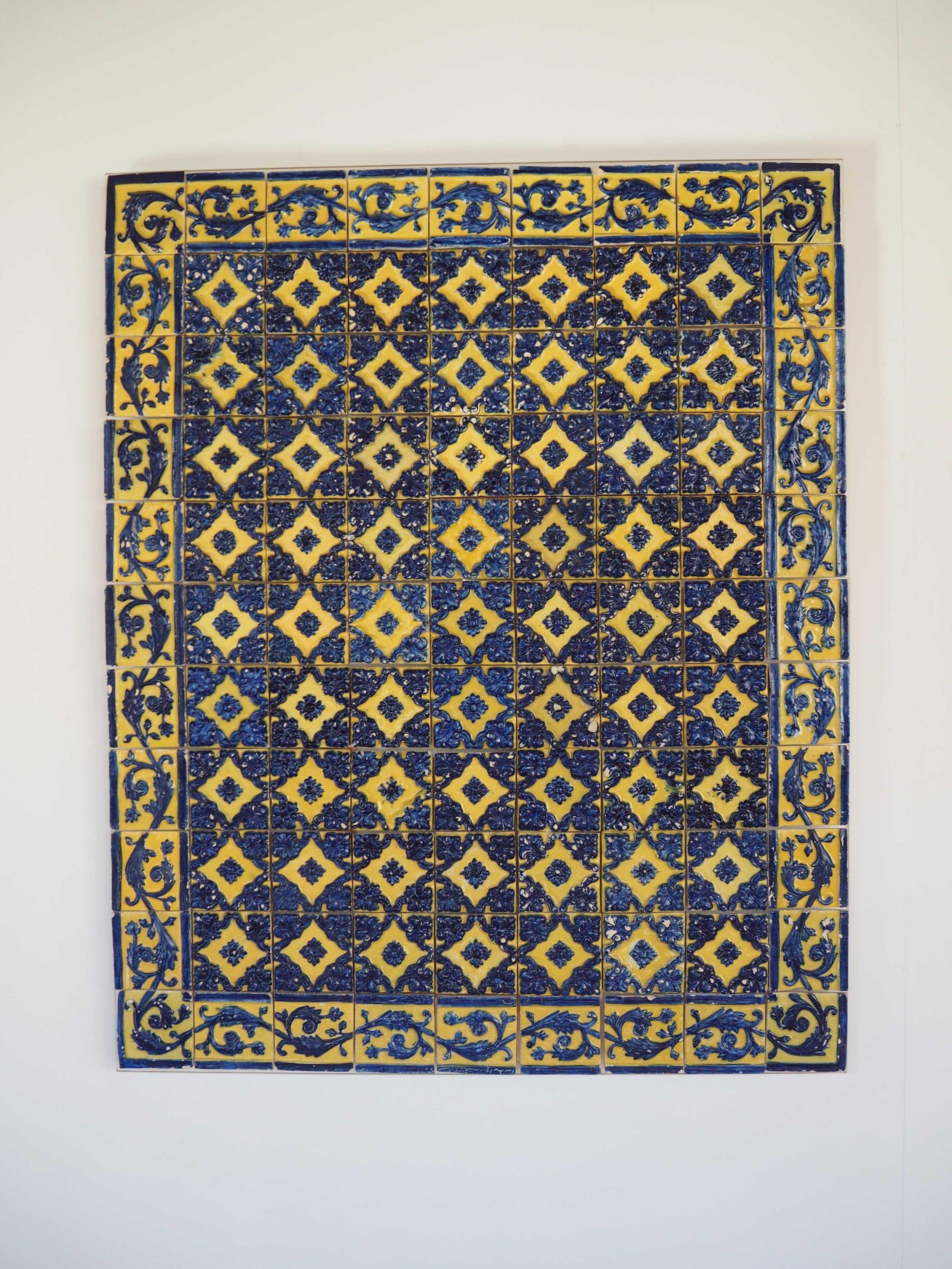 More Tiles National Tile Museum Lisbon