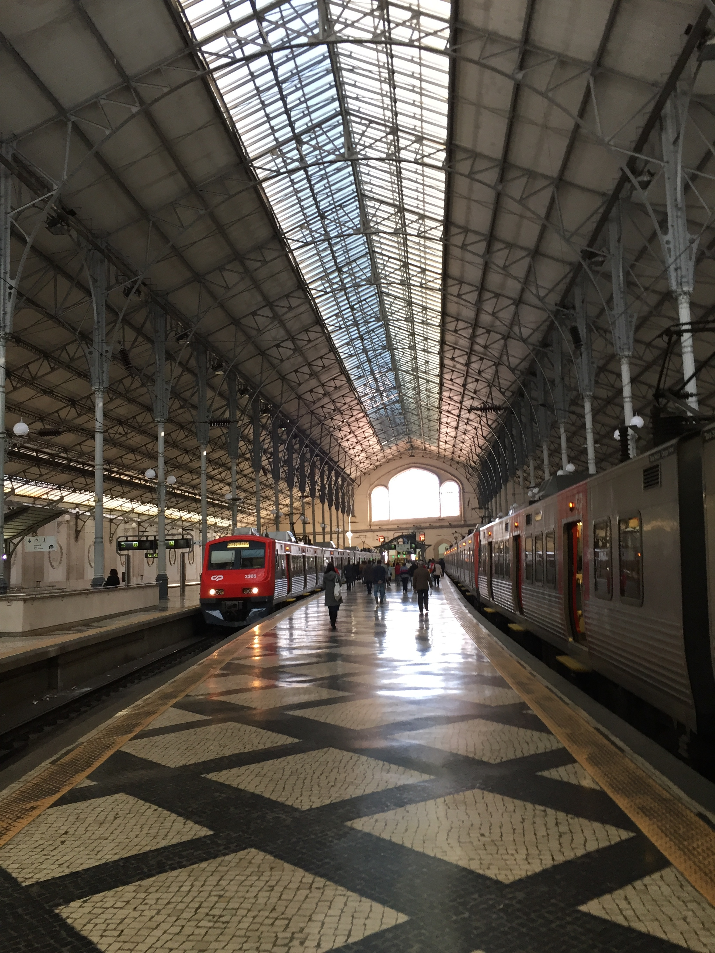 Rossio Station Lisbon