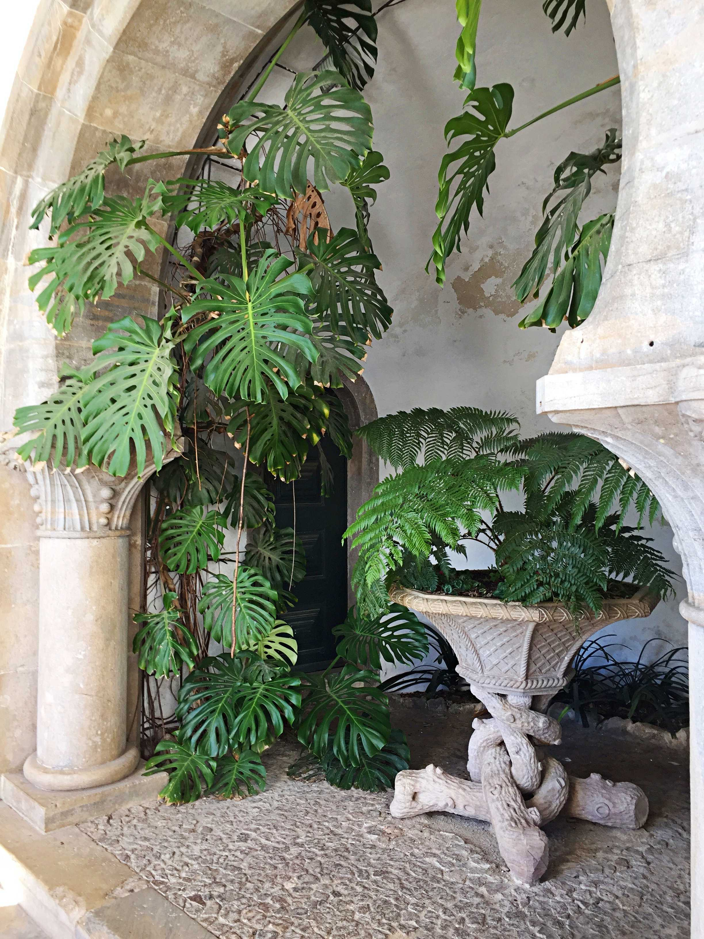 Palacio Da Pena Inside