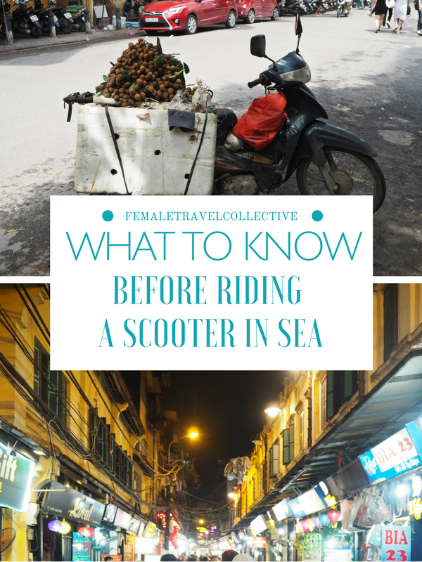 WHAT TO KNOW BEFORE RIDINIG A MOTORBIKE IN SEA