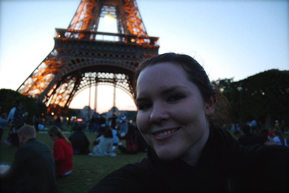 The Eiffel Tower is a hot-spot for men trying to hit on female tourists. My first ever solo-trip was when I went alone to Paris at age 20! I was shocked by how persistent Parisian men are.