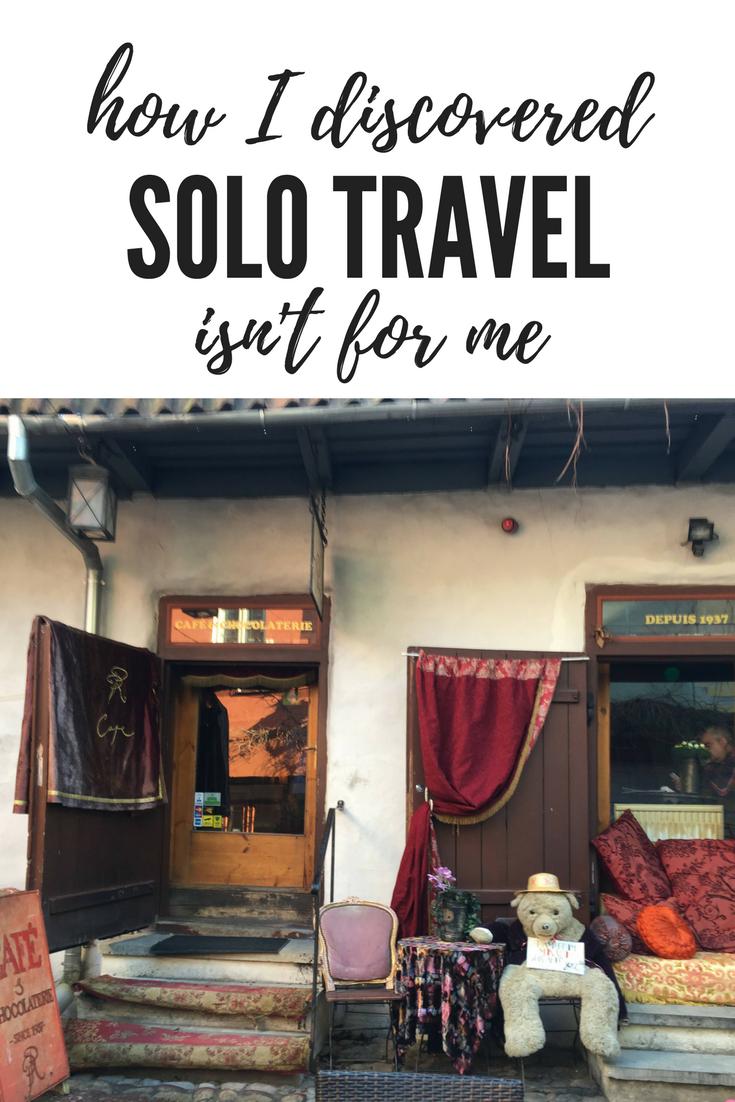Like it? Pin it! Solo travel in Tallin, Estonia