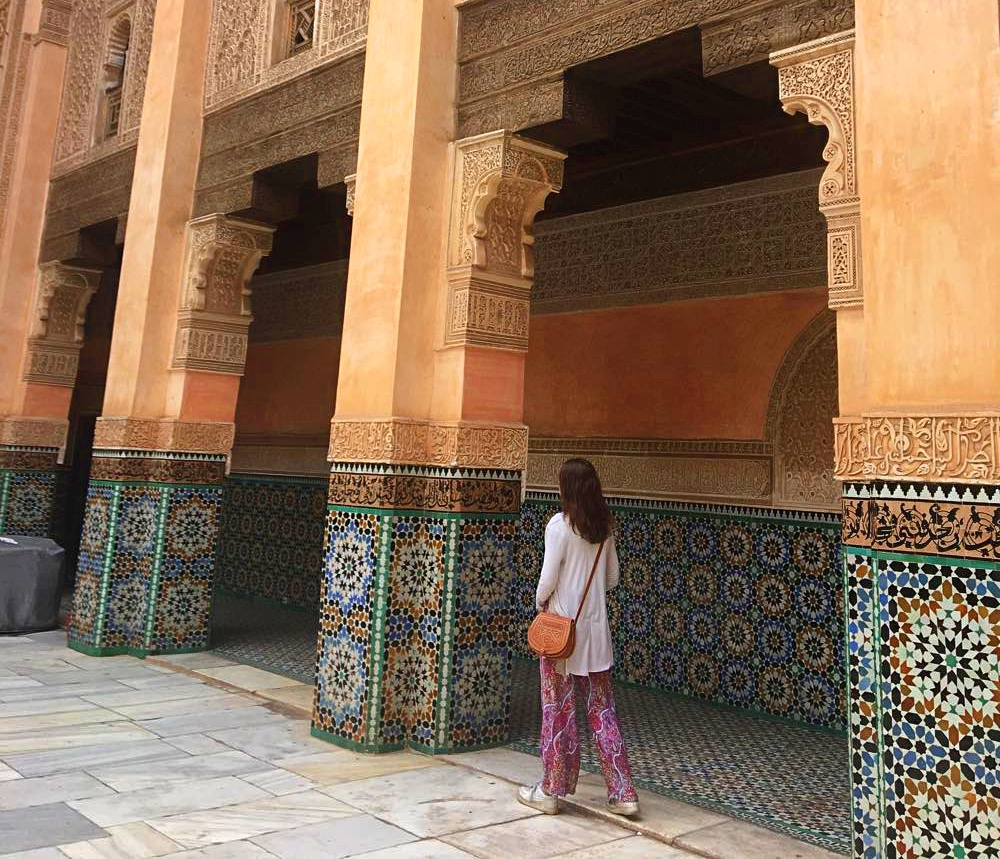 Traveling Morocco as a Woman -