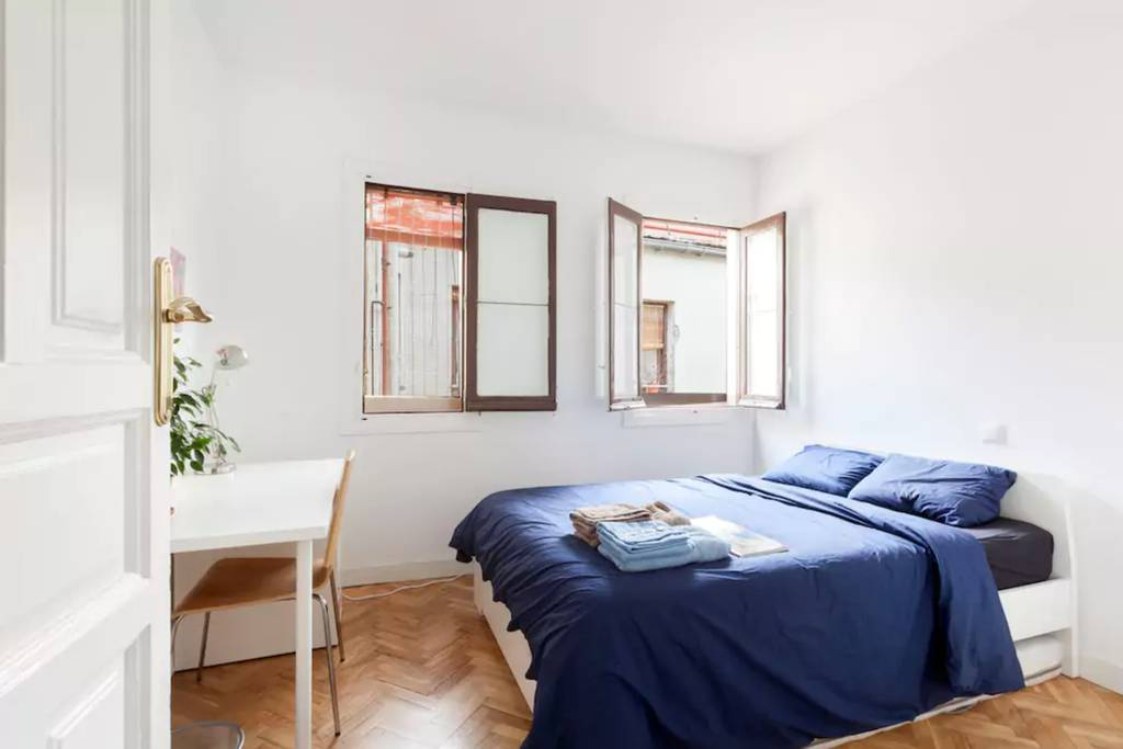 Airbnb in Madrid