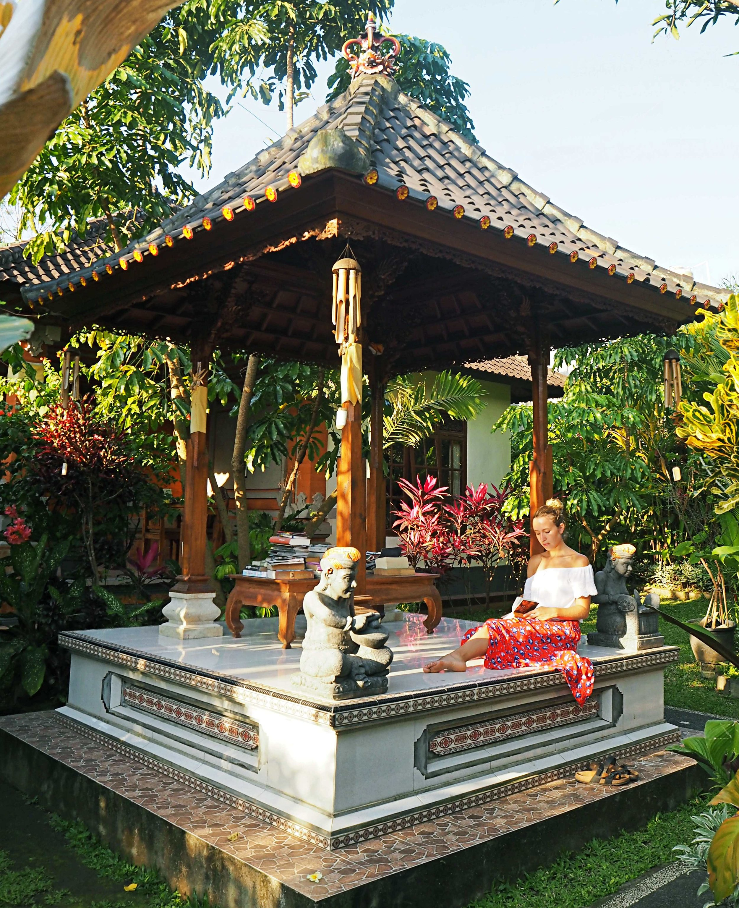 The Island to Try Out Solo Travel - Bali -