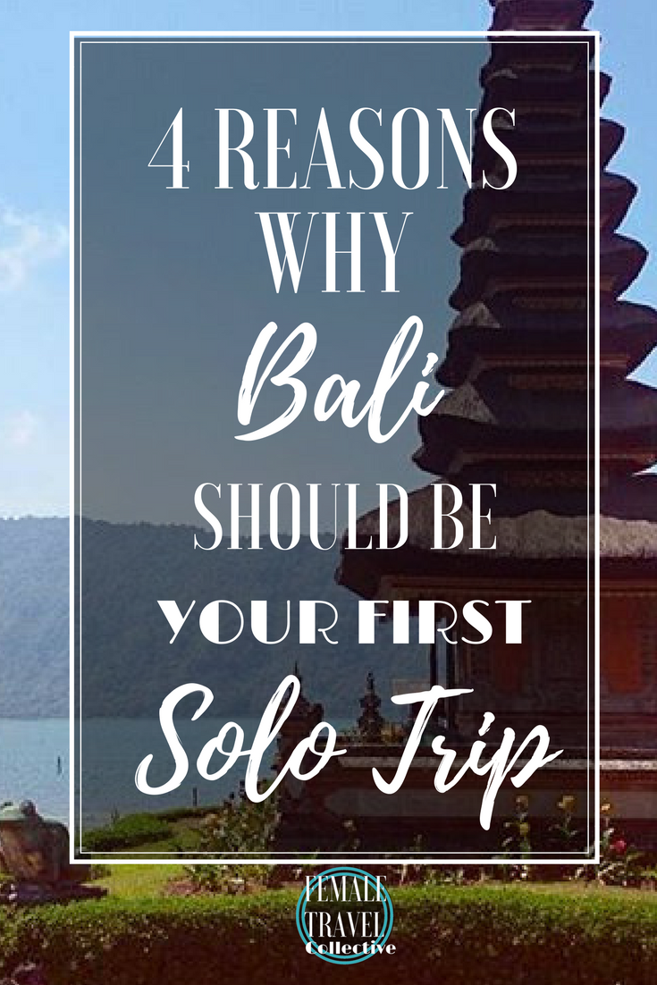 Pinterest Bali first Solo Trip