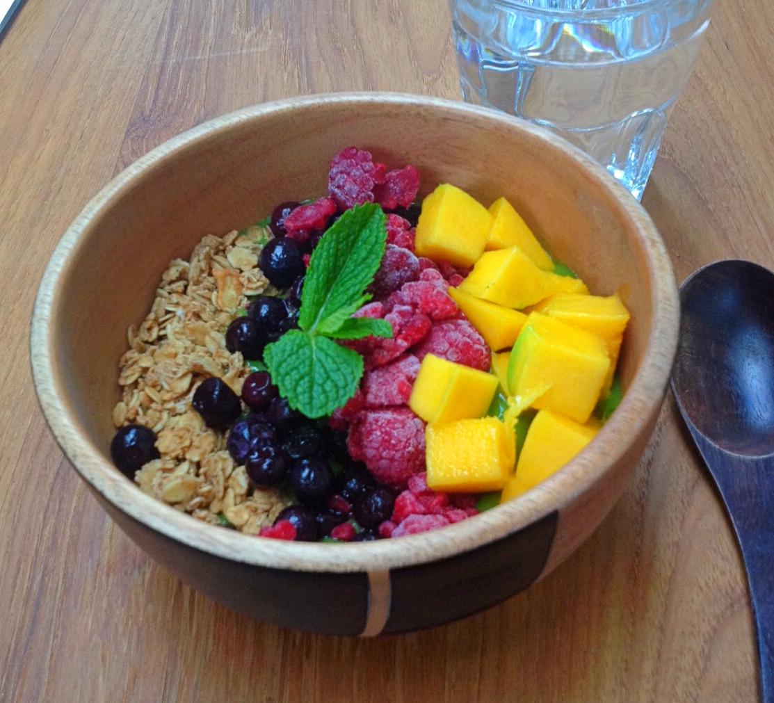 Fruit Bowl on Bali