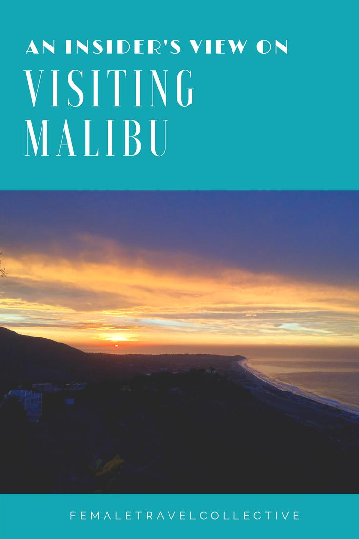 Visiting Malibu Pinterest