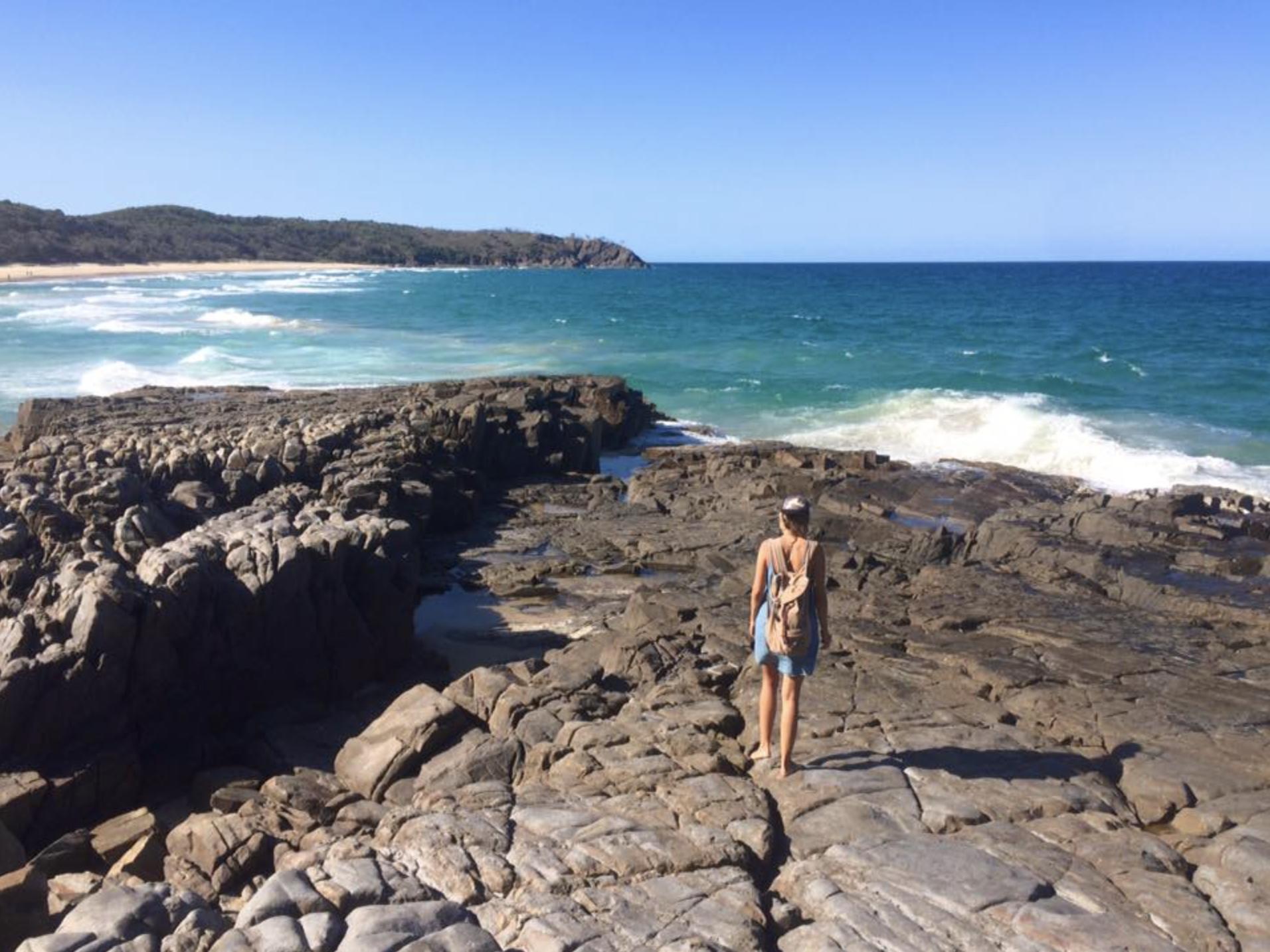 Jennifer in Australia