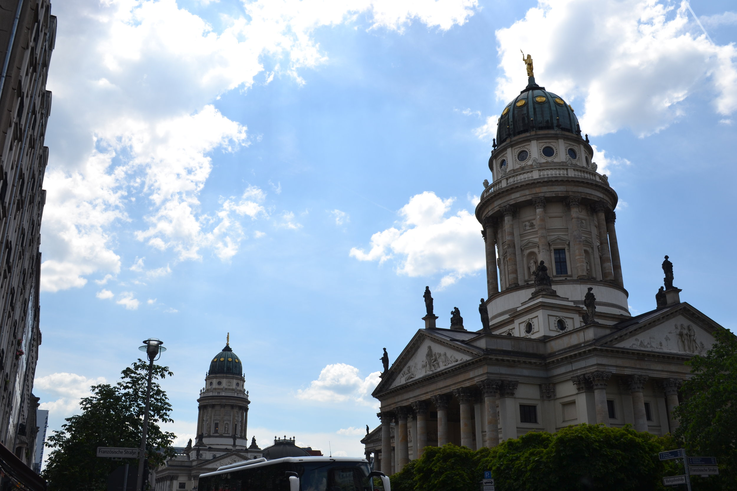 French Cathedral & German Cathedral