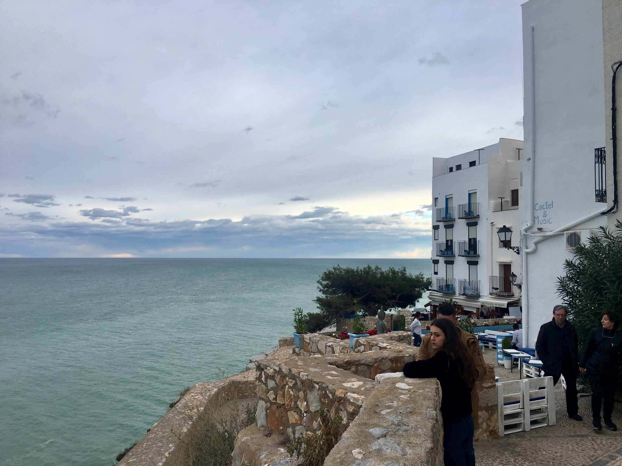 A Day in Peñíscola, Spain -