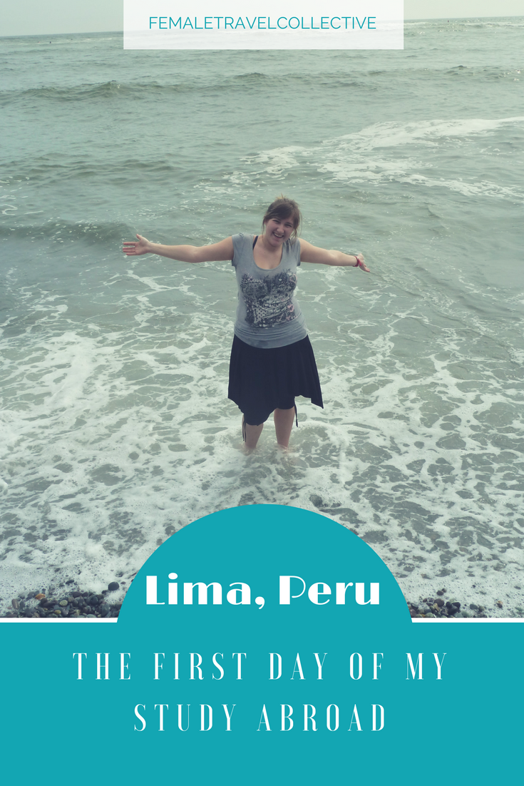 My first day in Lima, Peru Pinterest