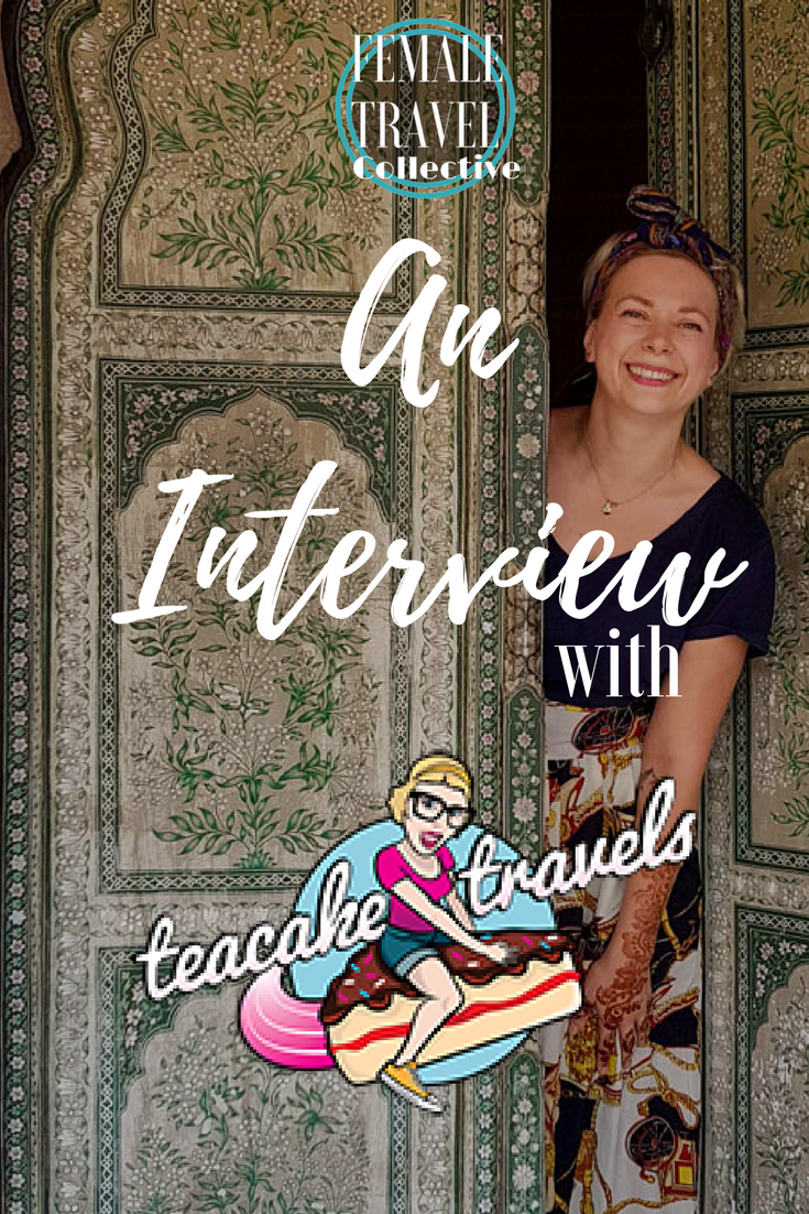 Interview with Teacake Travels