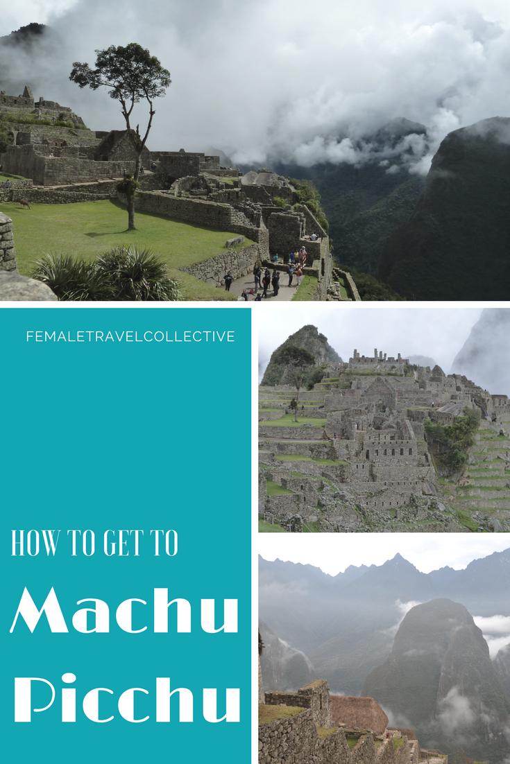 Machu Picchu Travel Guide Pinterest