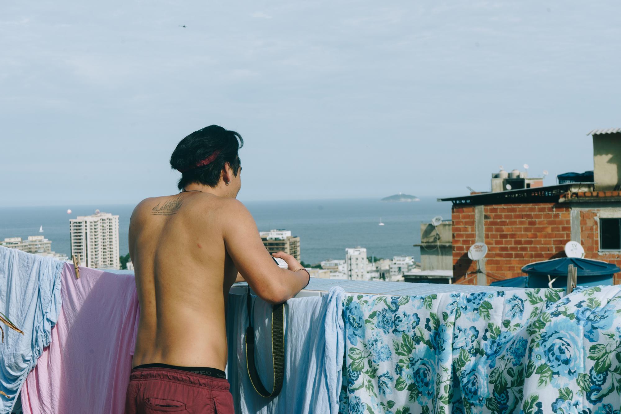Exploring the Favela