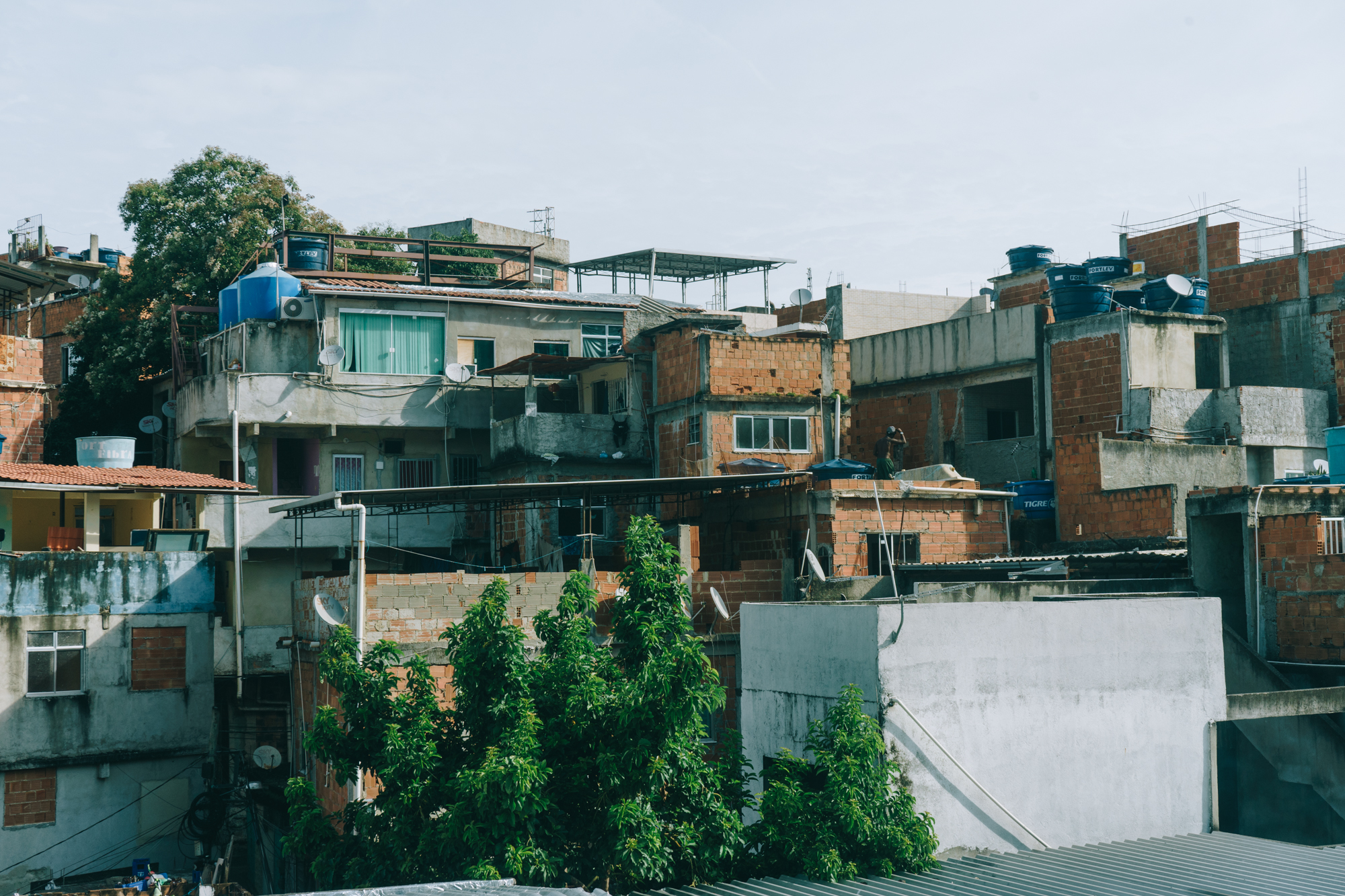 House in the Favela