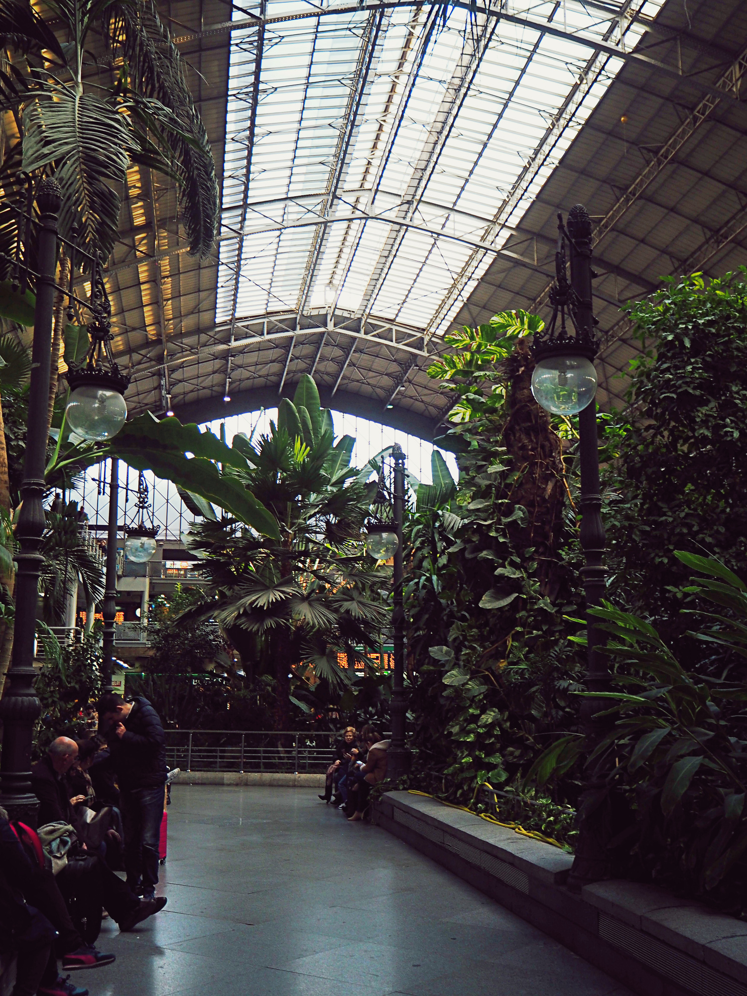 Atocha Old Central Station