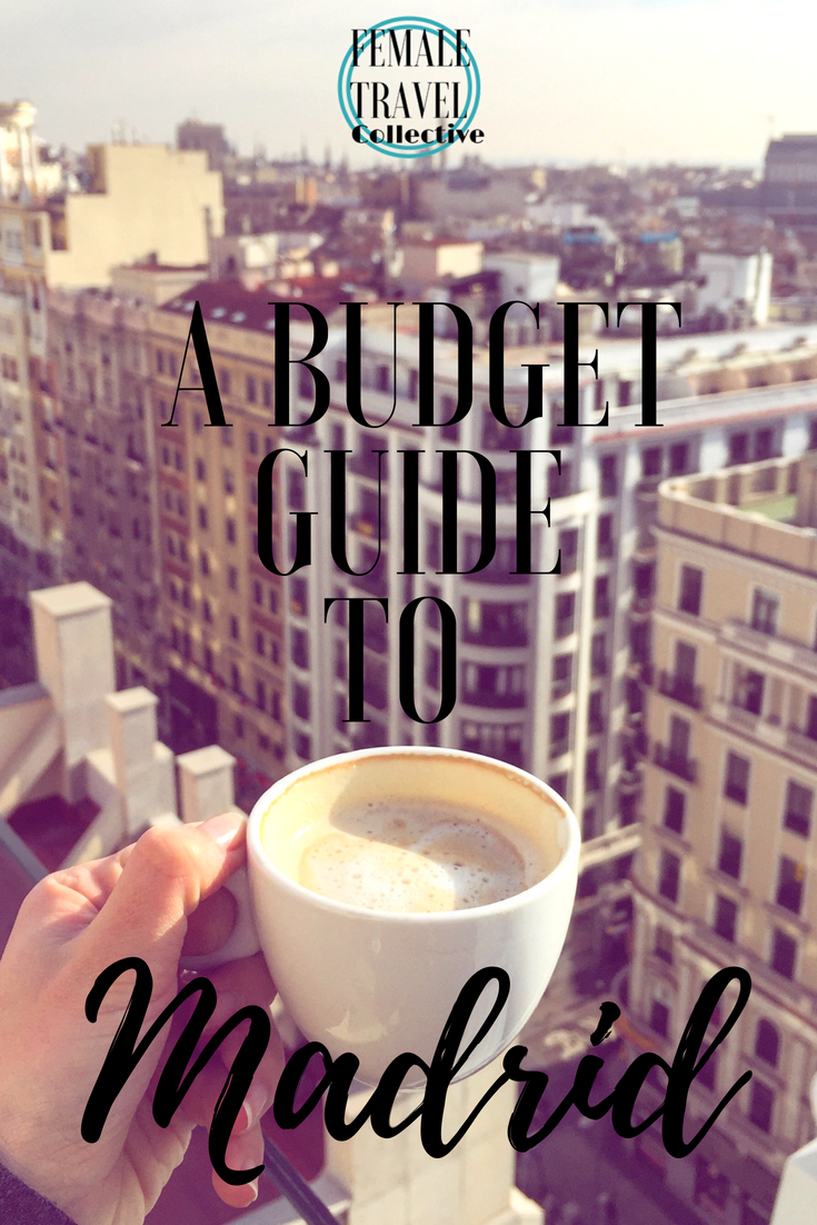 madrid budget guide
