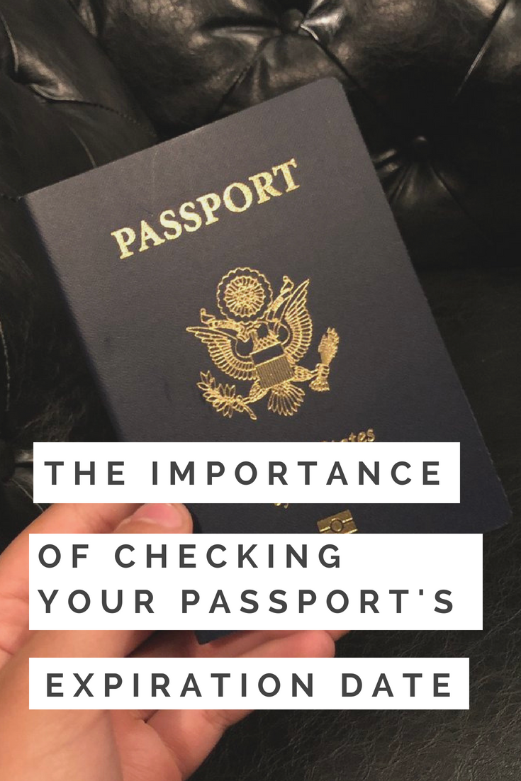 Passport Pinterest