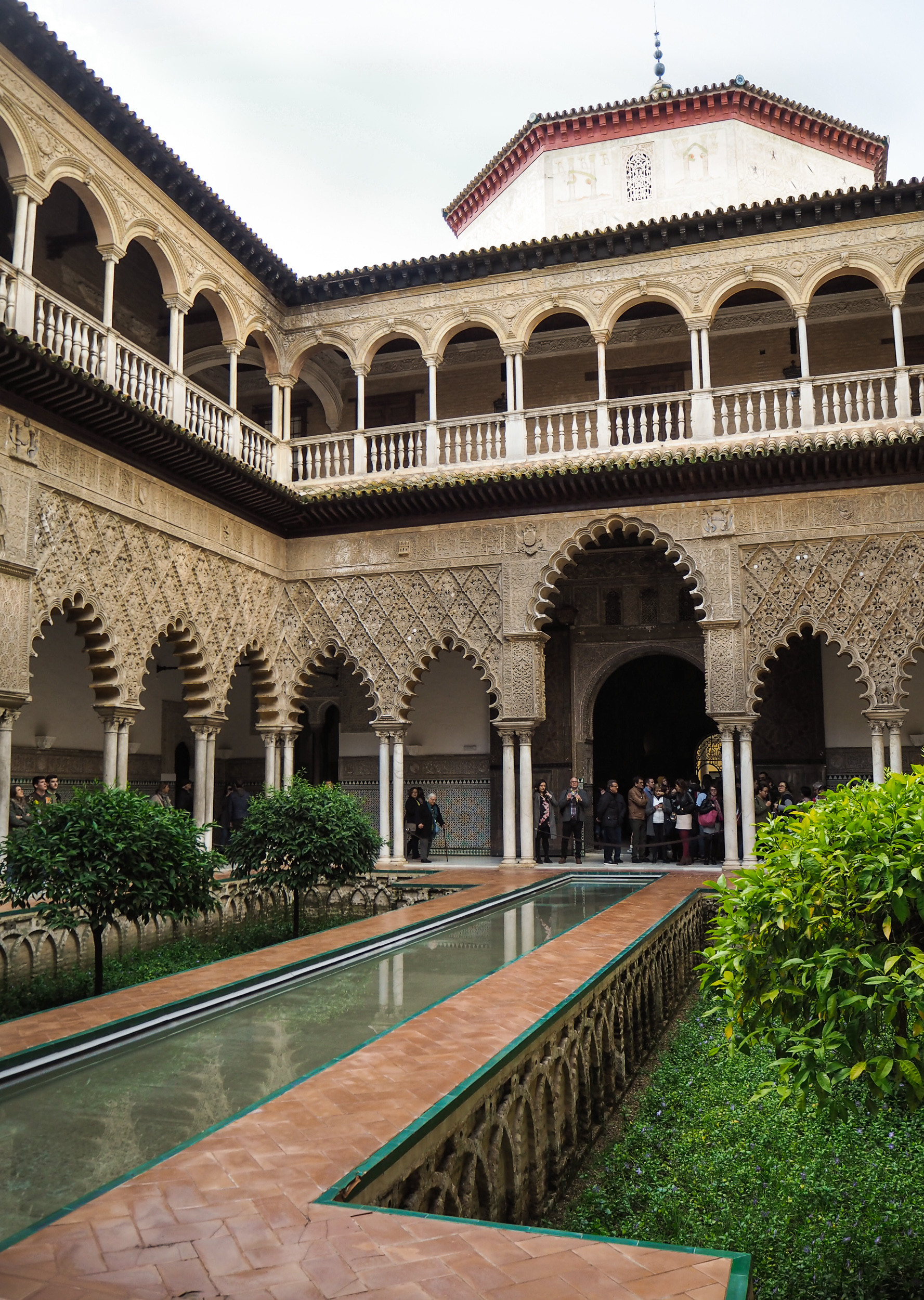Following the Arab Influences in Spain: The Alcazár of Seville