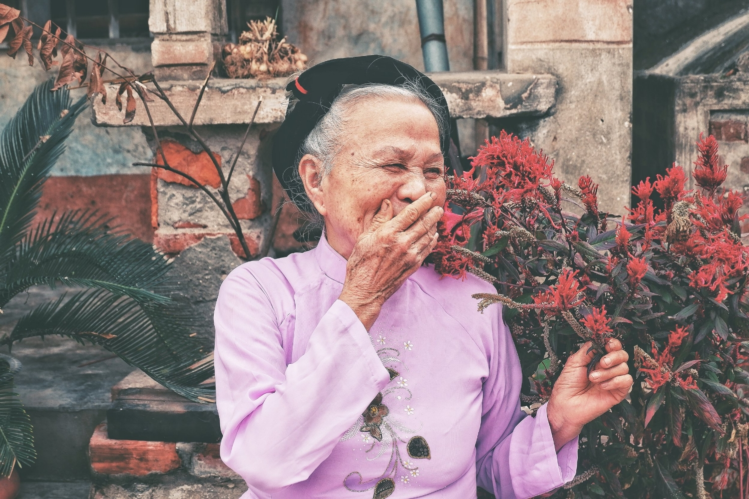 Age and the female traveler -
