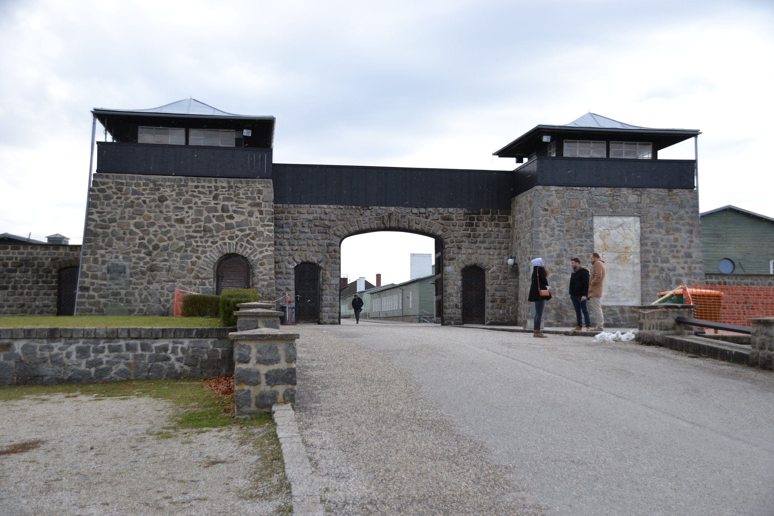 Why everyone should visit a Concentration Camp - by Viktoria Undesser