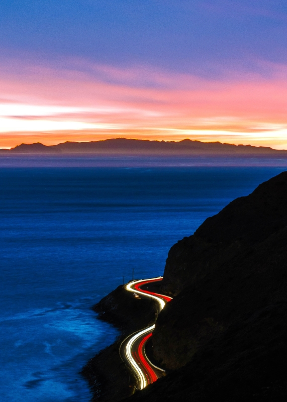 Malibu's natural beauty-photo by  Kyle Cottrell on  Unsplash