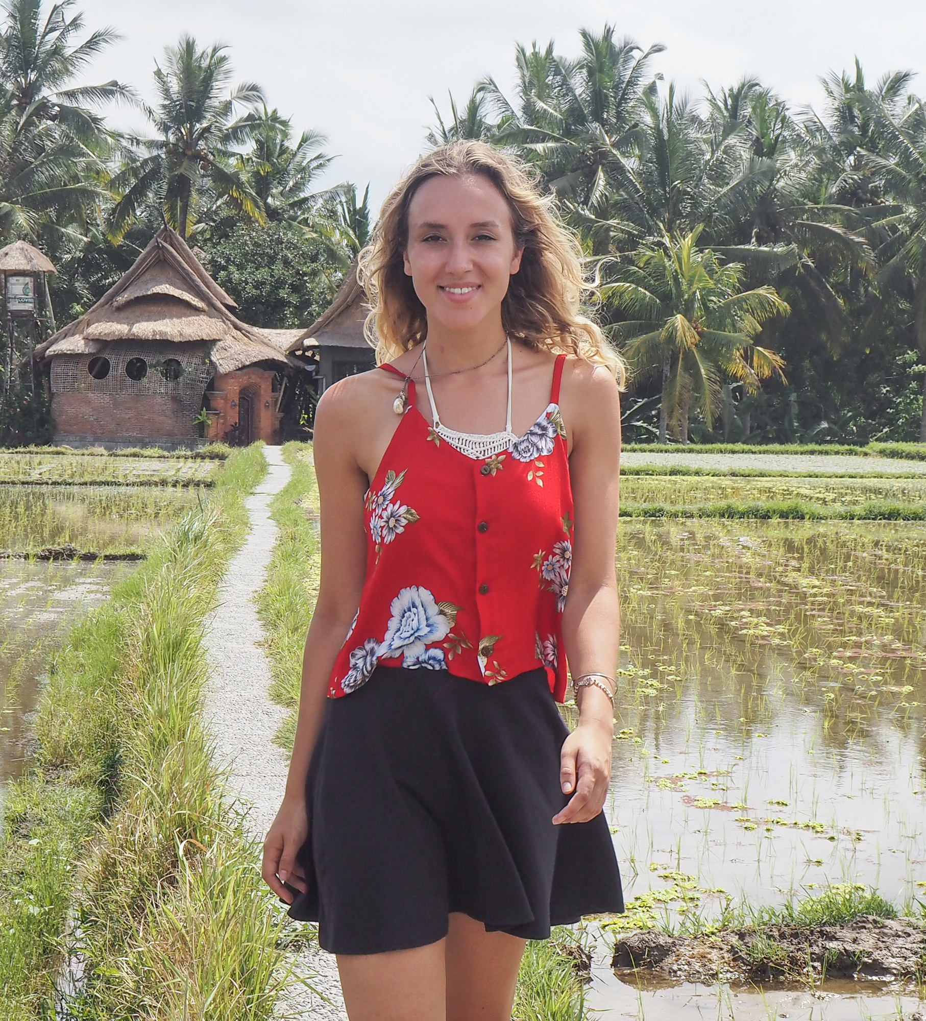 Founder of the Female Travel Collective: Larissa Bluemel