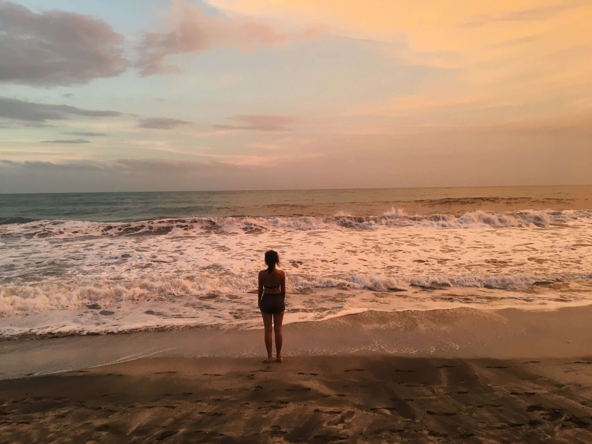 Sunset in Palomino