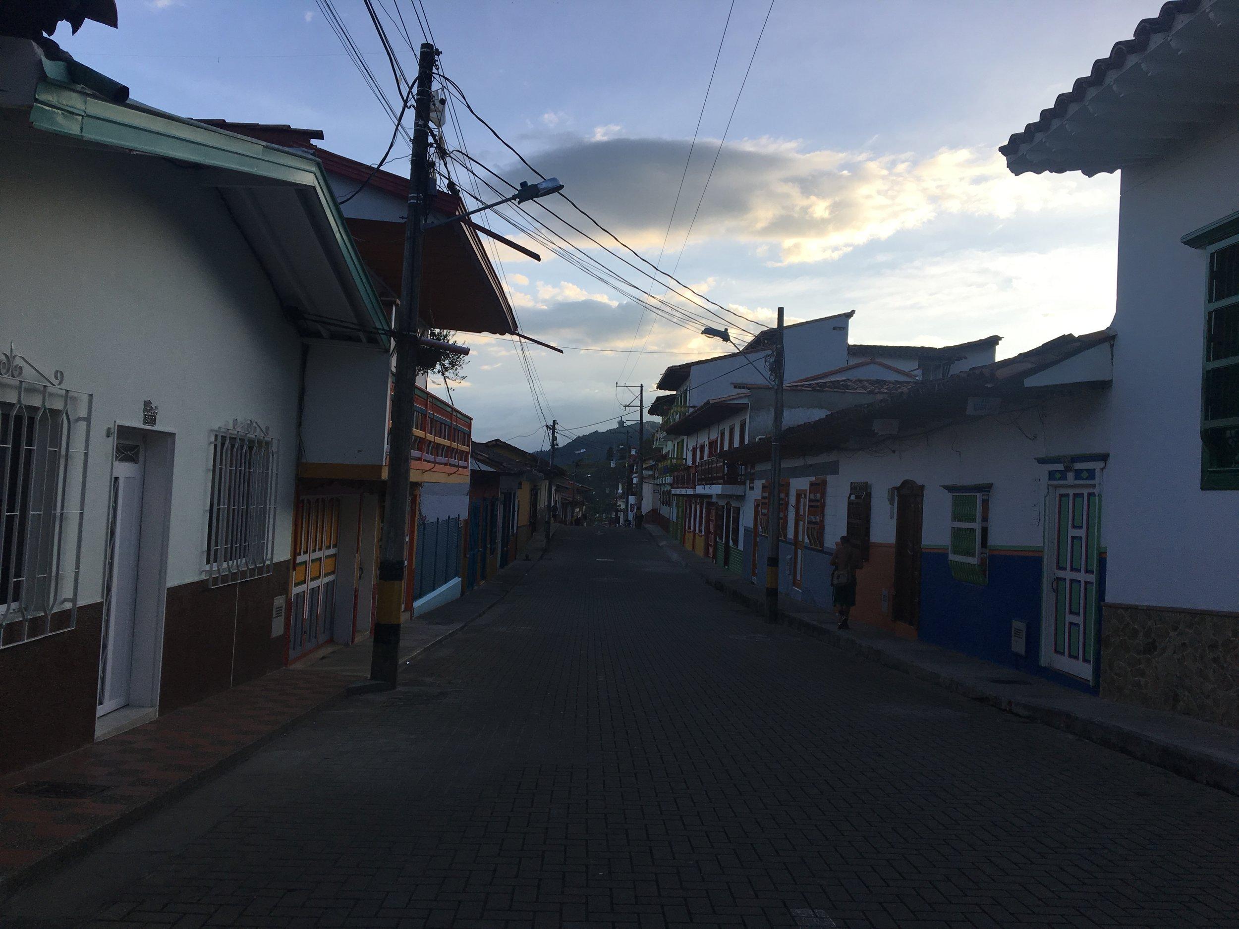 Streets of Jericó