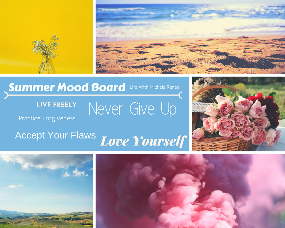 Life With Michele Renee Summer Mood Board