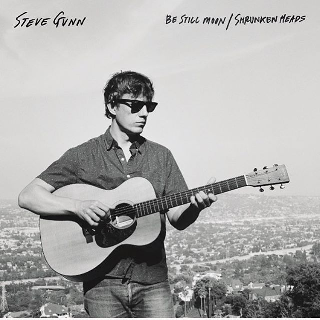 Two new tracks from @stevegunnstevegunn out today!  Had such a great time working on this music with him and the rest of the gang!
