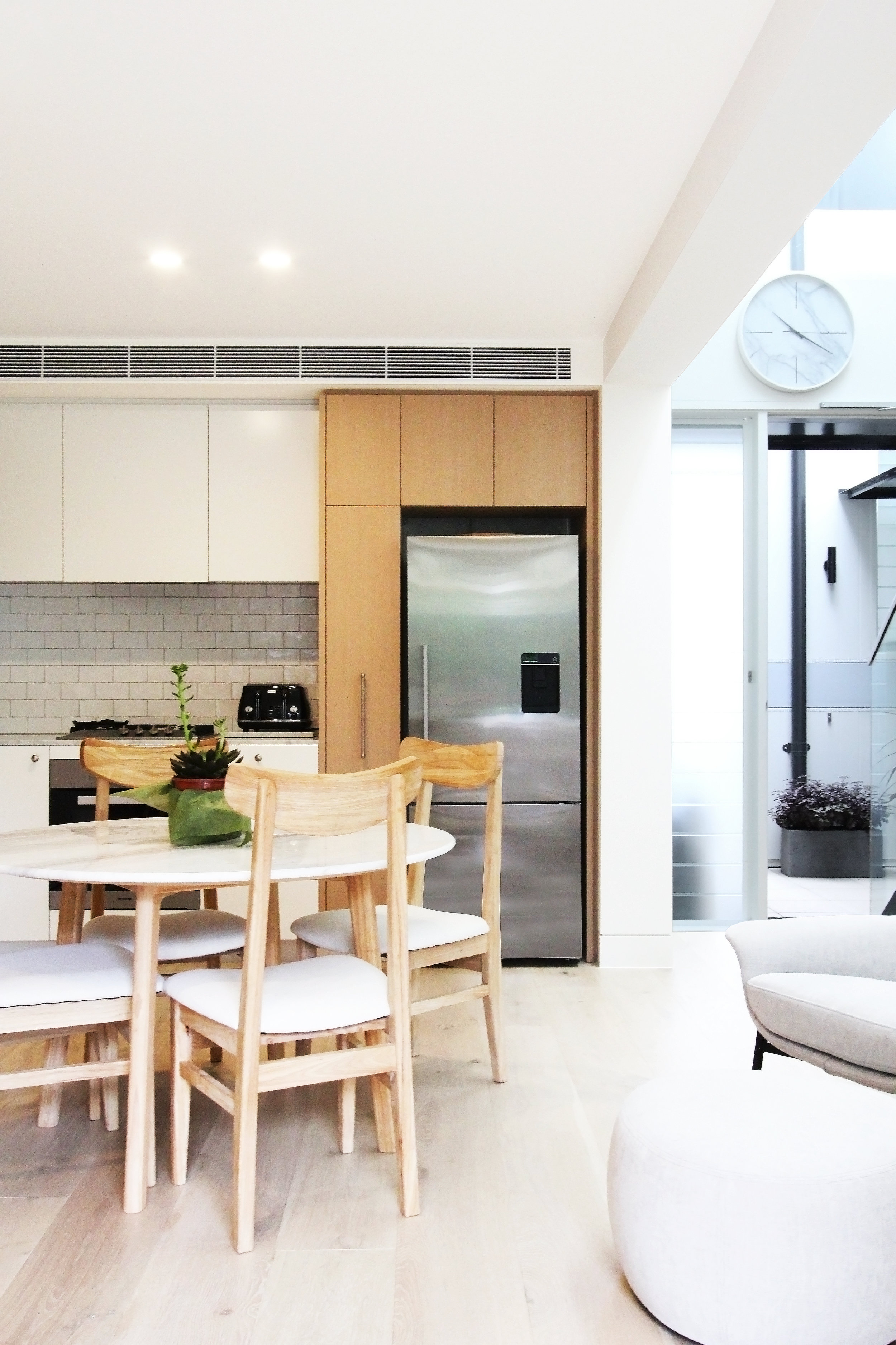 Website | File | Terence Yong Architecture | 3 Townhouses in Balmain : Siblings | House C | Flexible Living-Dining-Kitchen areas.jpg