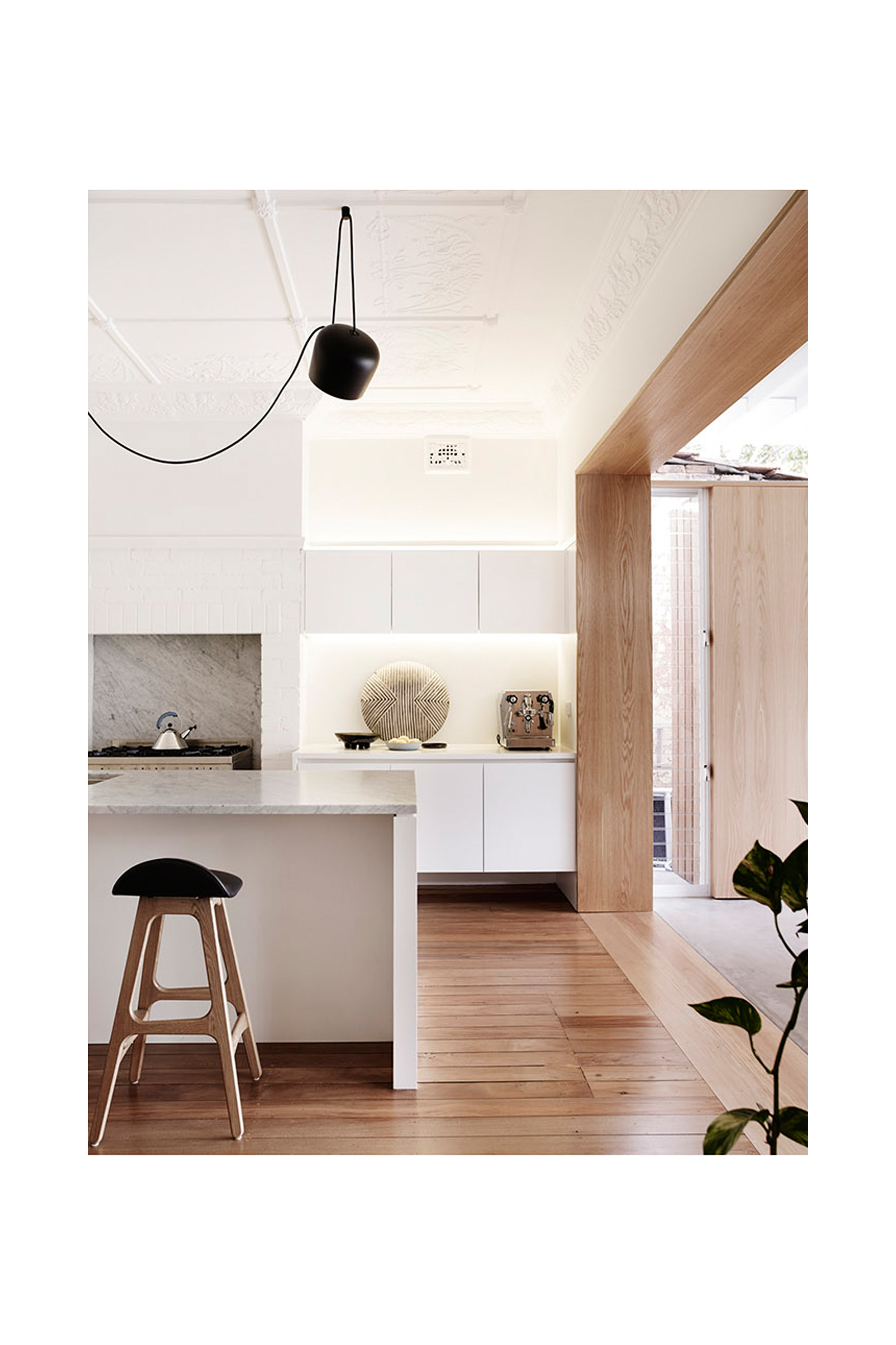 Website | File | Terence Yong Architecture | Coogee House : 2 in 1 | Alteration | Once a tired living area, the existing room has been repurposed and transformed into a new, tastefully designed Kitchen area.jpg