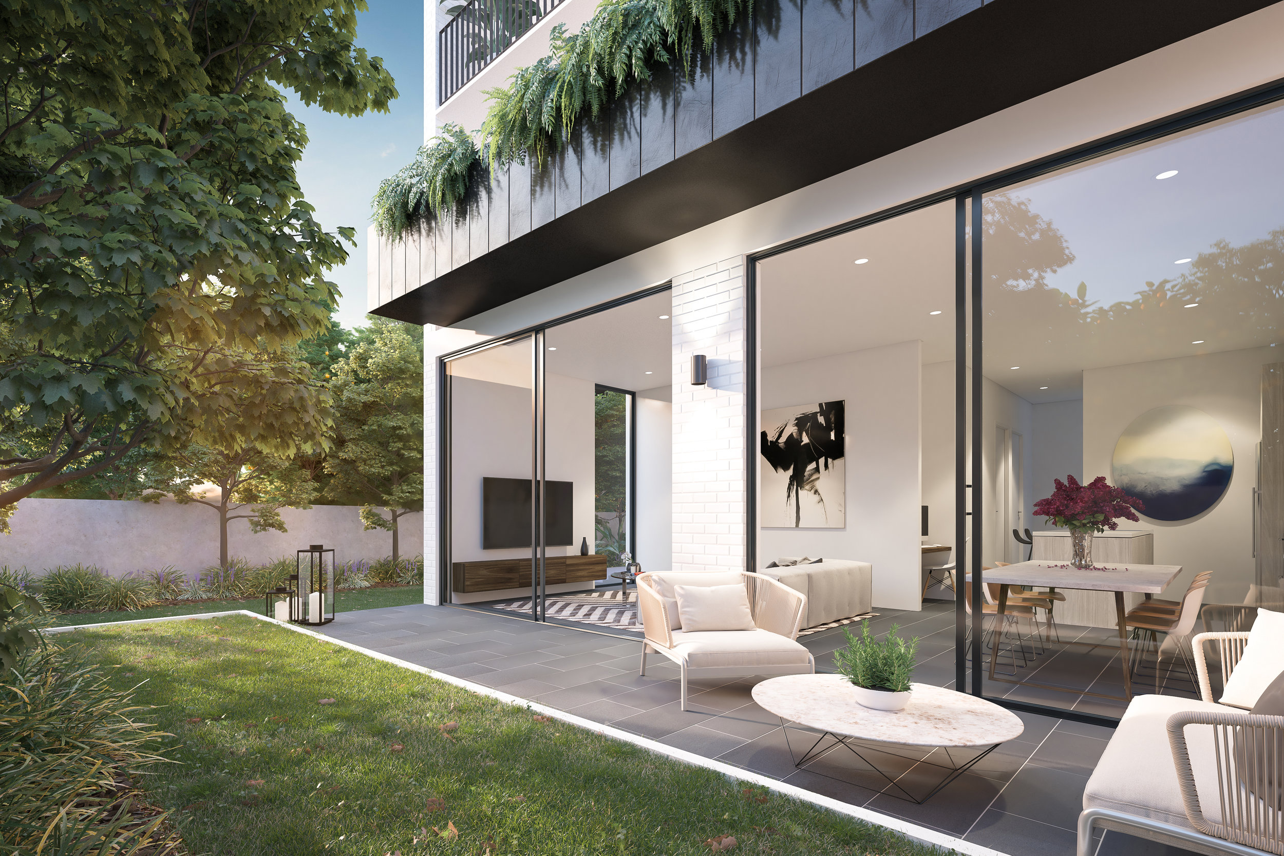 Website | File | Terence Yong Architecture | Onyx Apartments, Northmead | A Garden Apartment with lush greenery.jpg