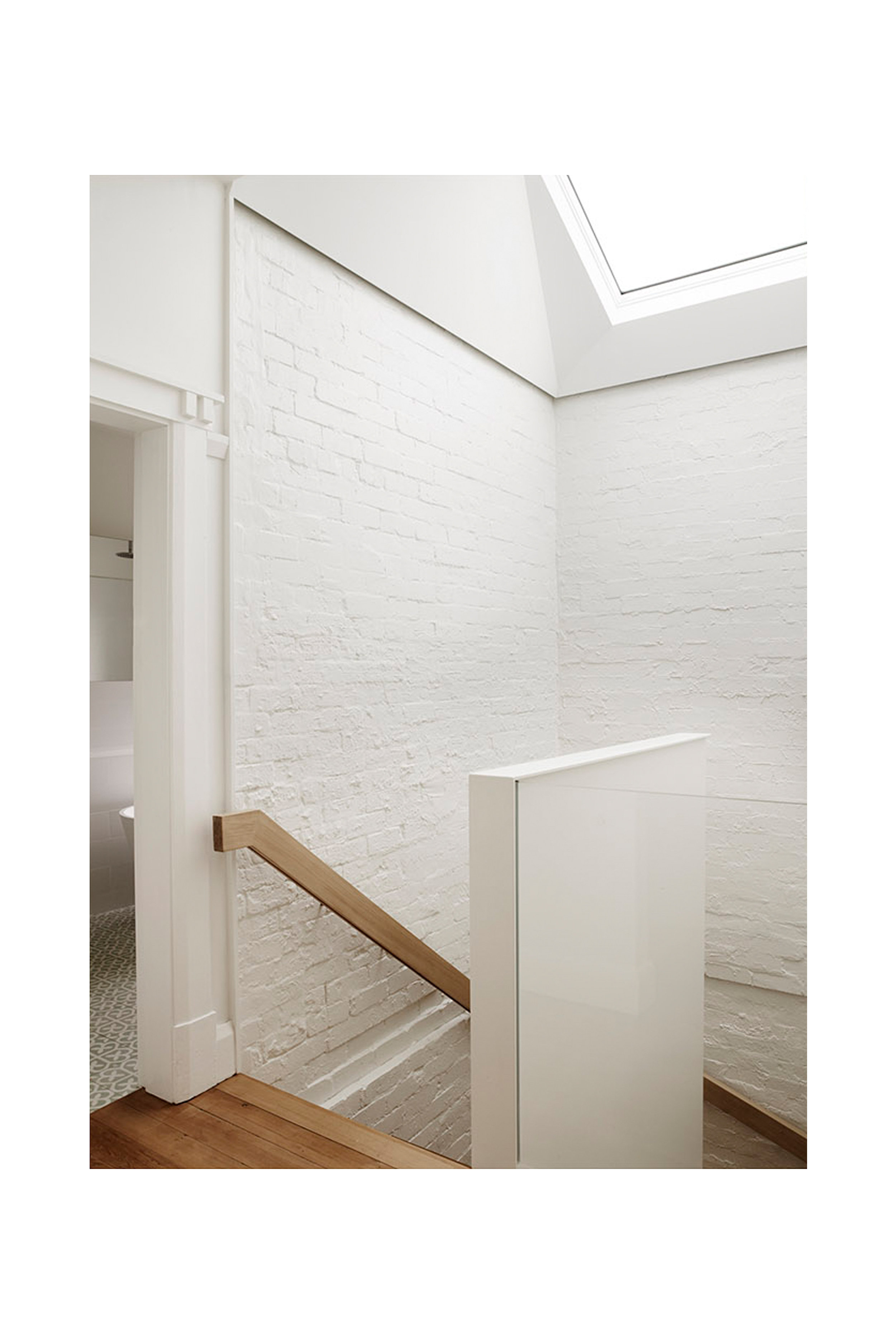 Website | File | Terence Yong Architecture | Coogee House : 2 in 1 | Alteration | A top-lit feature stair – the client's favourite element of the house.jpg