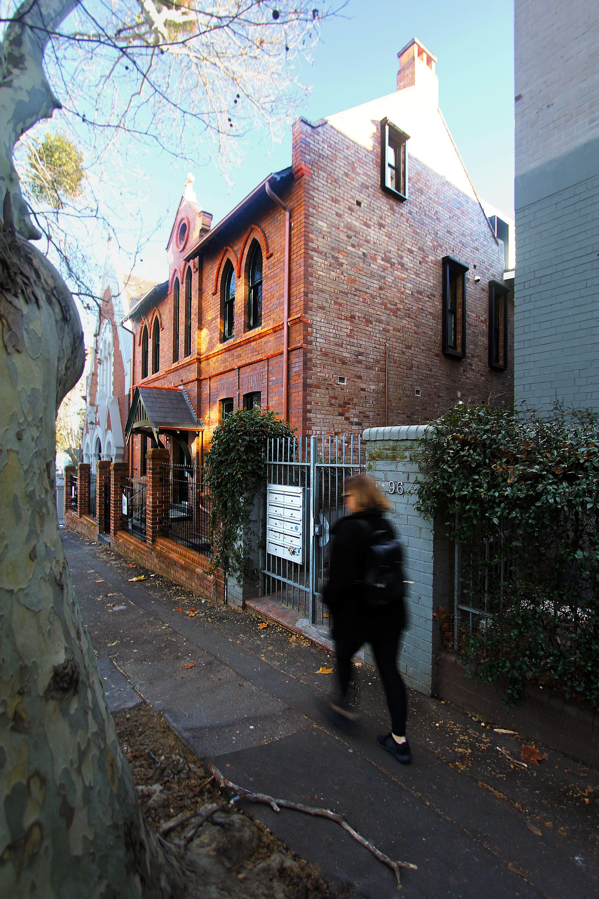 TYA Photography | Little Albion Guest House | Albion Street | Winter | SE |  Sunrise 01B | A7857.jpg