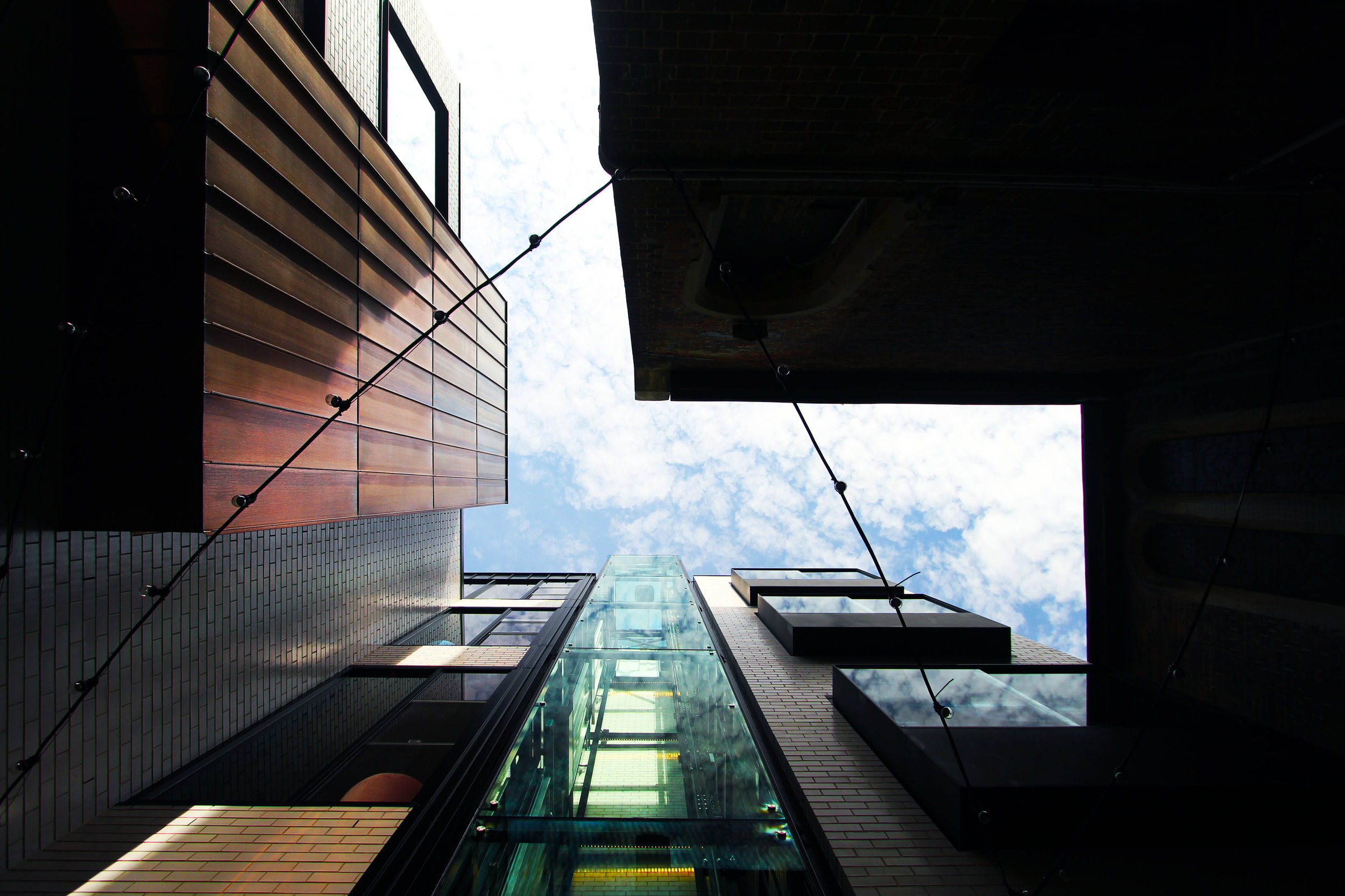 TYA Photography | Little Albion Guest House | Glass Lift Tower | Winter | Morning 01 | A7420.jpg