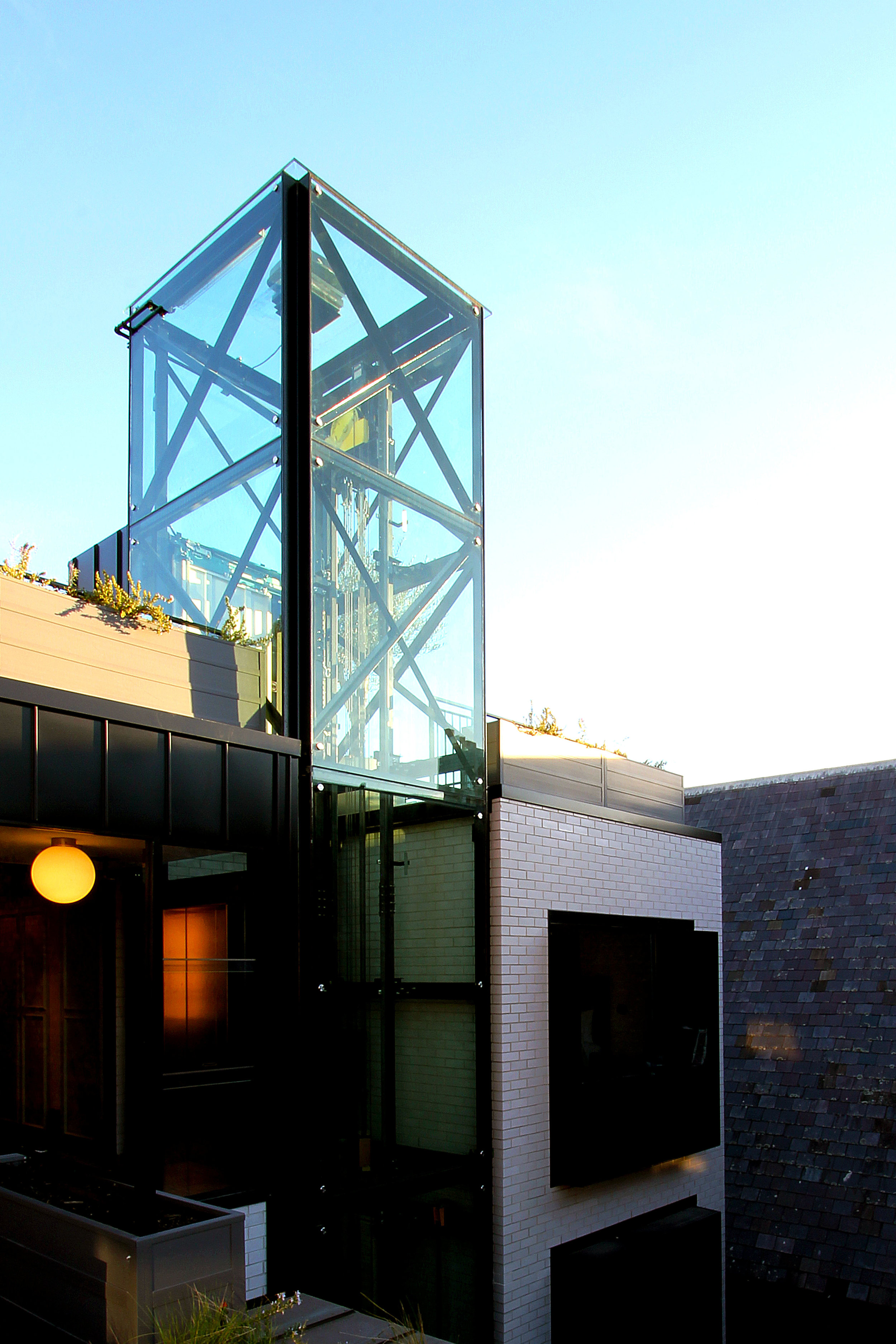 TYA Photography | Little Albion Guest House | Glass Lift Tower | Winter | Sunset 01 | A6349.jpg