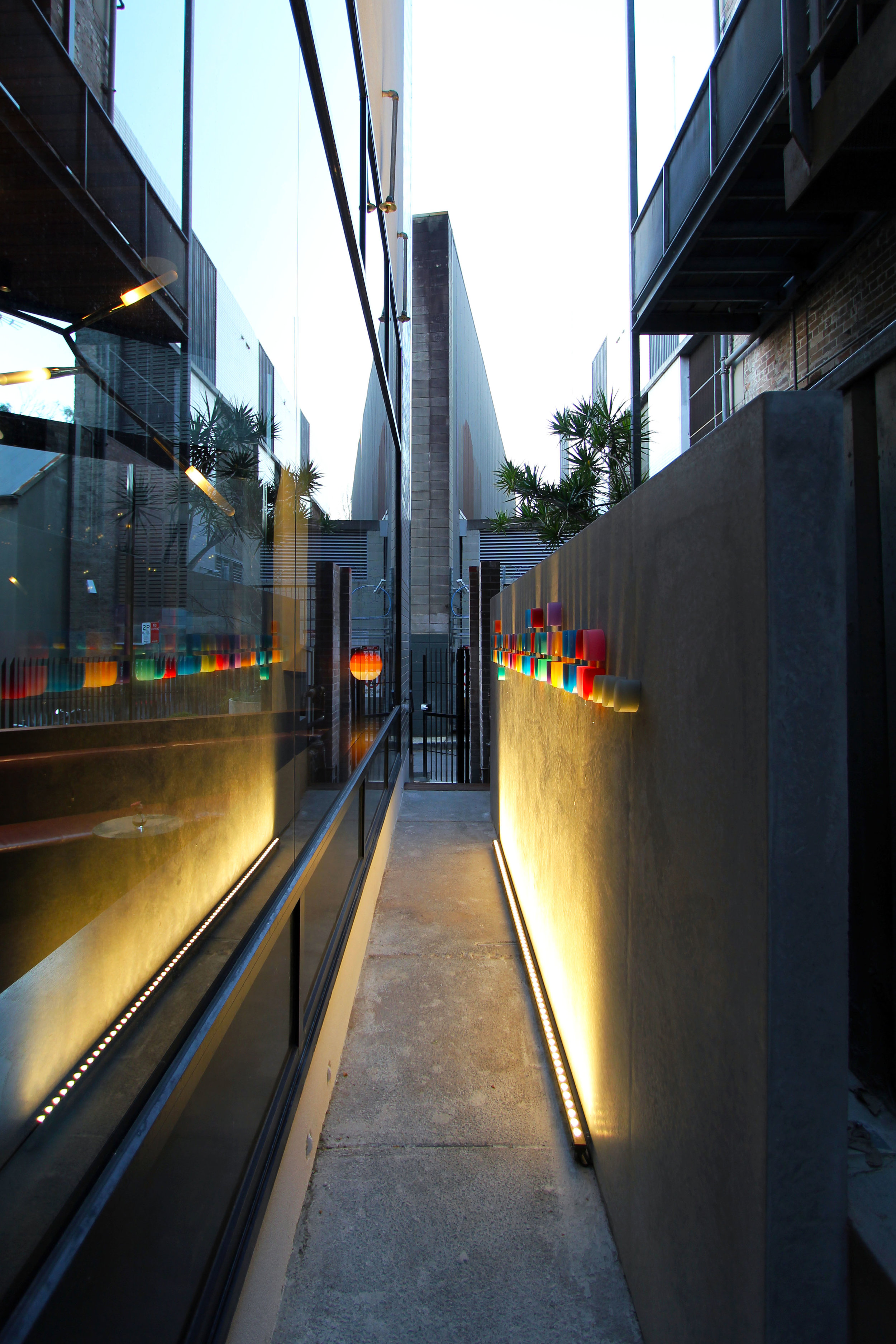 TYA Photography | Little Albion Guest House | All You Need Is Love Laneway | Winter | Sunset 01 | A8481.jpg