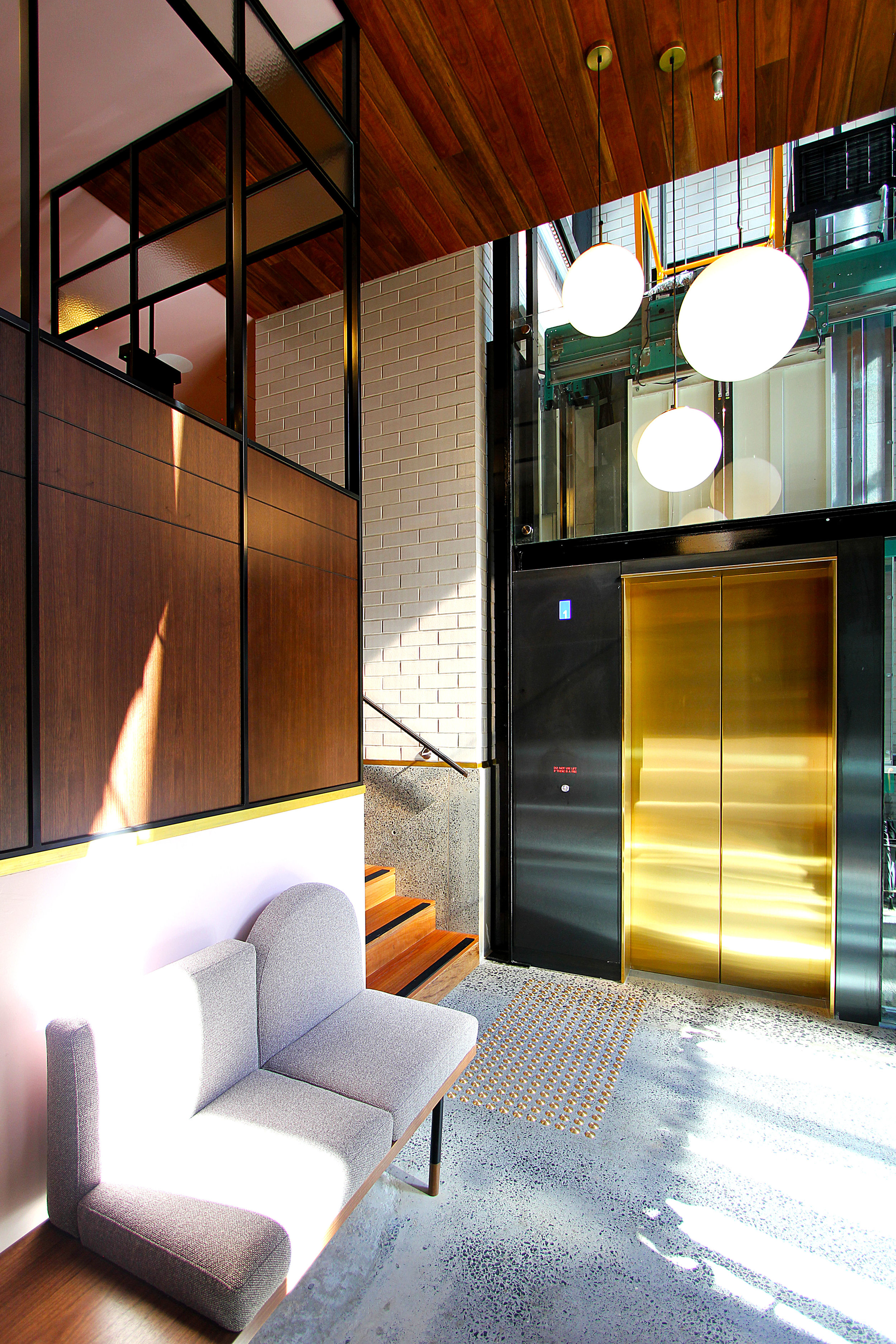 TYA Photography | Little Albion Guest House | Lower Ground Floor Lift Foyer | Winter | Arvo 02 | A8987.jpg