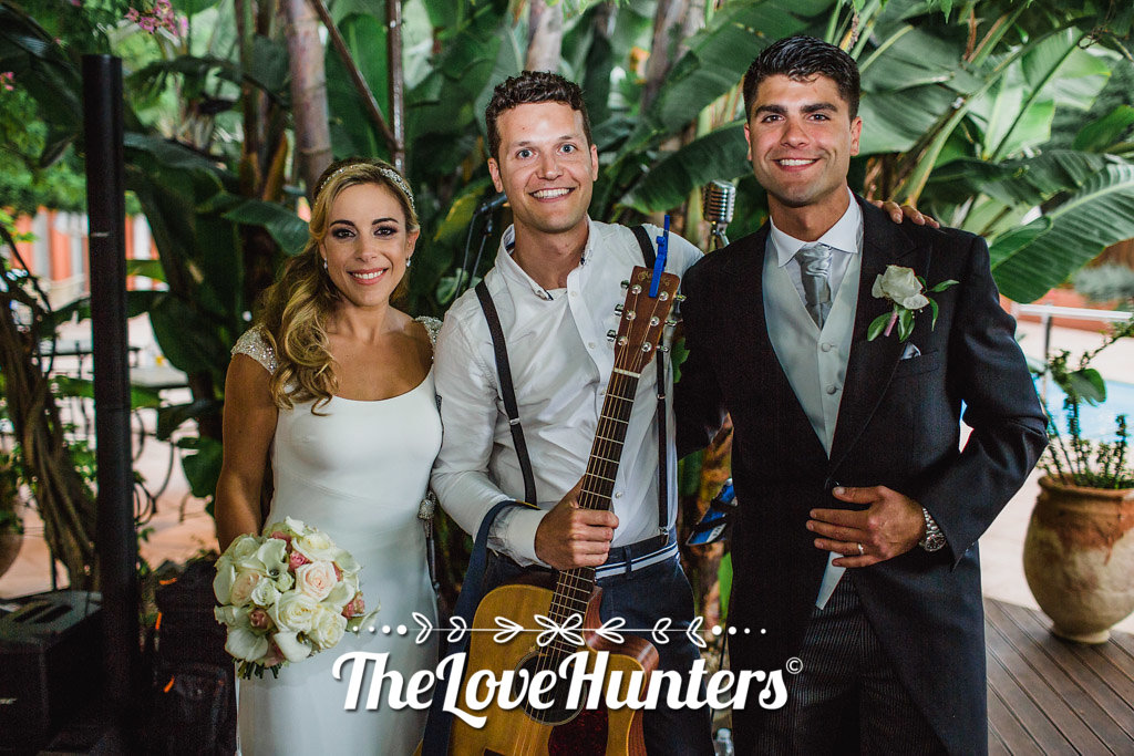 Wedding musician Gibraltar