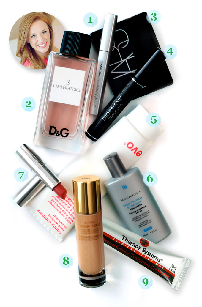 Beauty Products on stylingmyeveryday.com