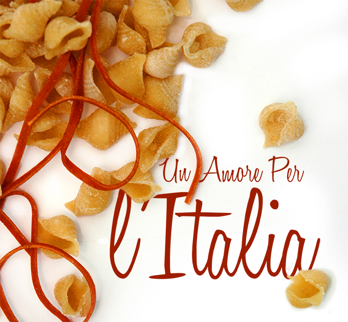 """""""A love for Italy"""""""