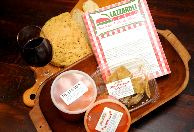 Lazzaroli Pasta Products