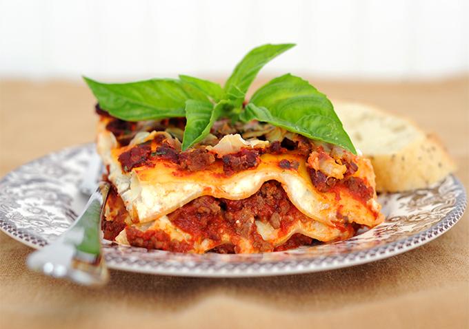 Lasagna Night!