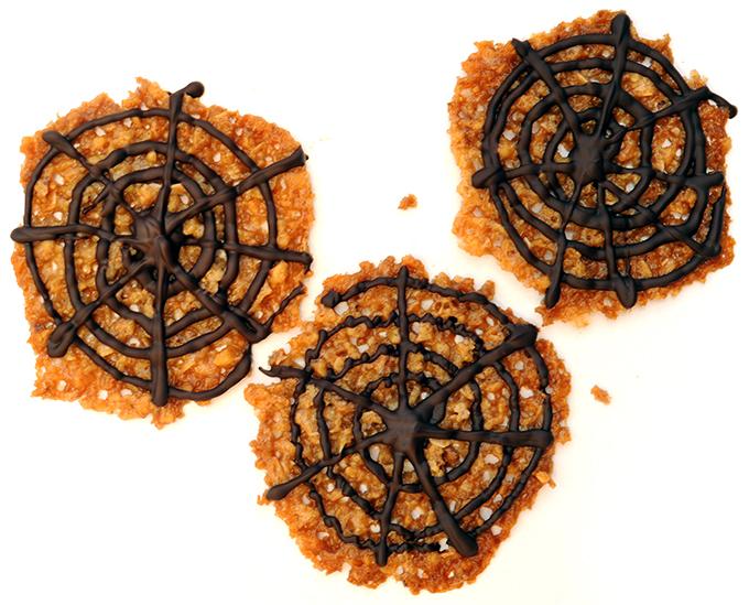 Spiderweb Florentines