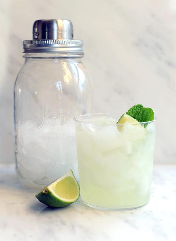 Mason Shaker Margarita