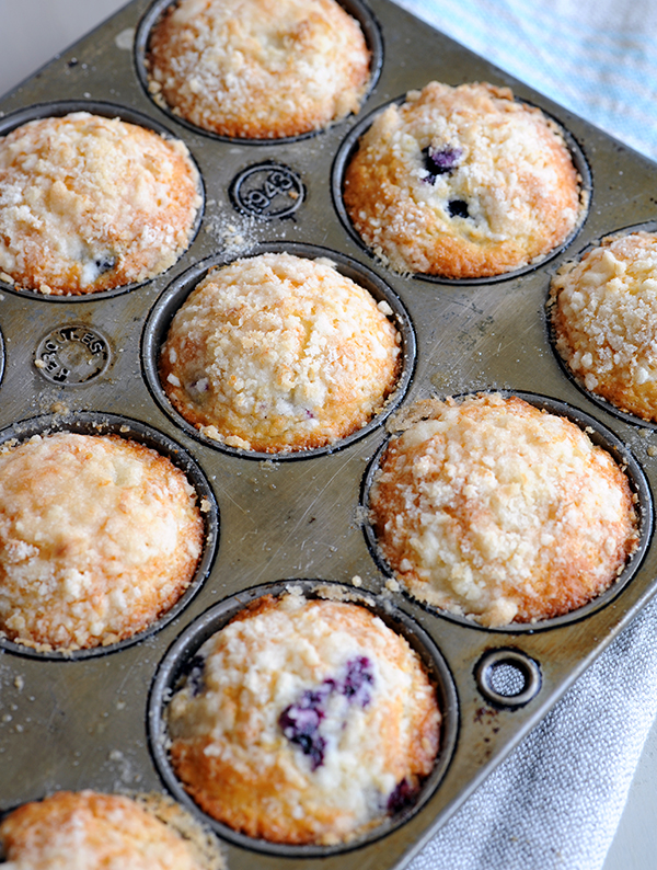 Blueberry Muffins-5878